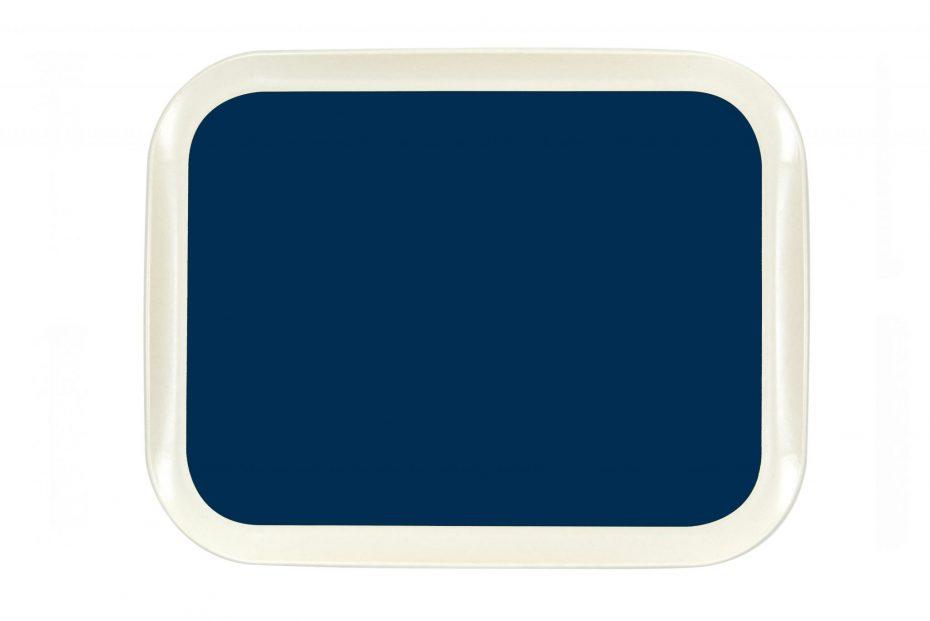 Marine Blue Lux Scandia Tray