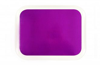 Purple Lux Scandia Tray