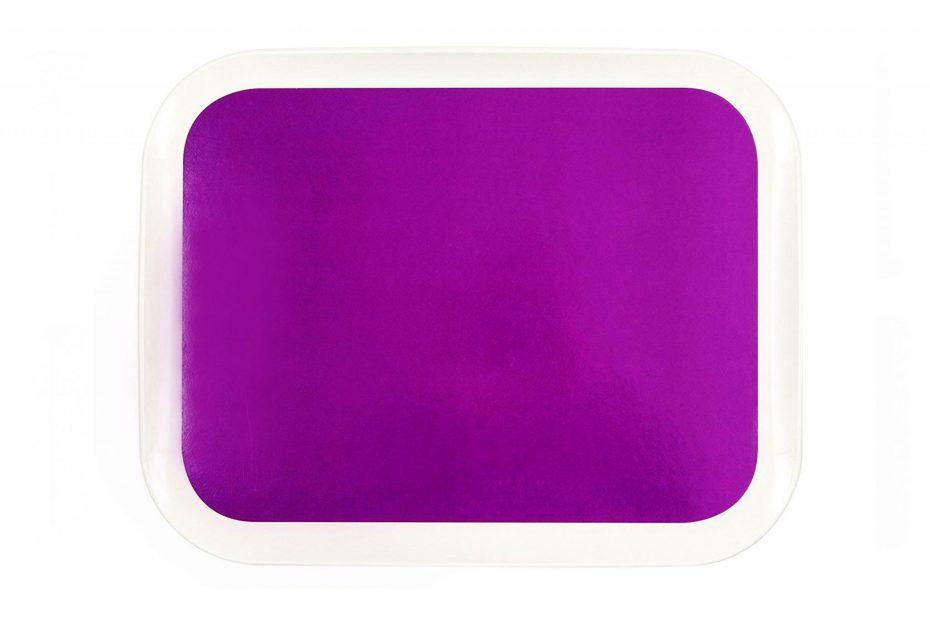 Purple Lux Scandia Tray