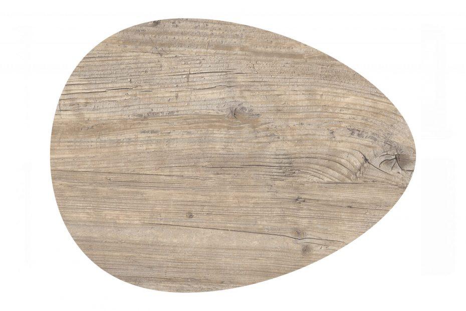 Egg Shape Vintage S-Plank
