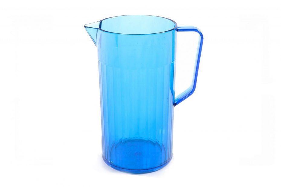 1.1L Blue Translucent Jug