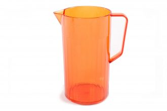 1.1L Orange Translucent Jug