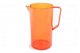 1.1L Orange Translucent Jug