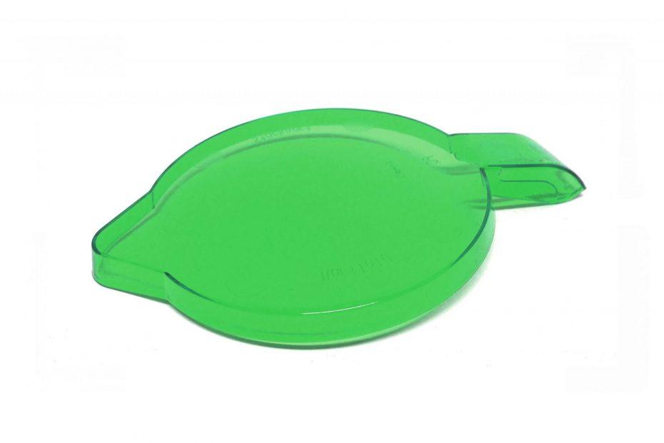 Green Translucent Jug Lid