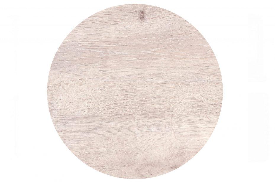 Round Oak 30cm S-Plank