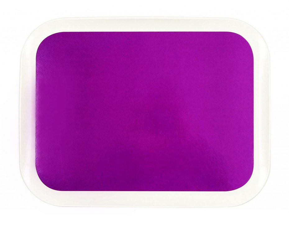 Purple Rocca Tray
