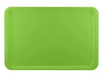 Olive Green Anti Slip Laminate Tray