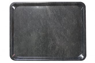 Dark Marble Laminate Self Tray