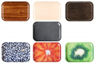 Laminate Fast Food Trays