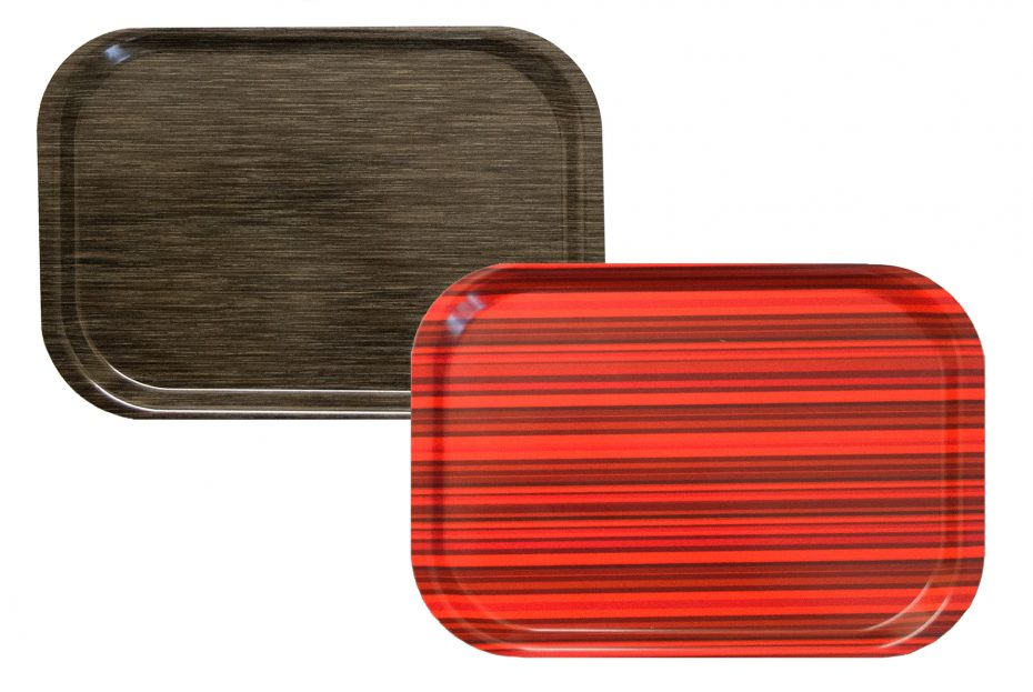 Mini Laminate Trays