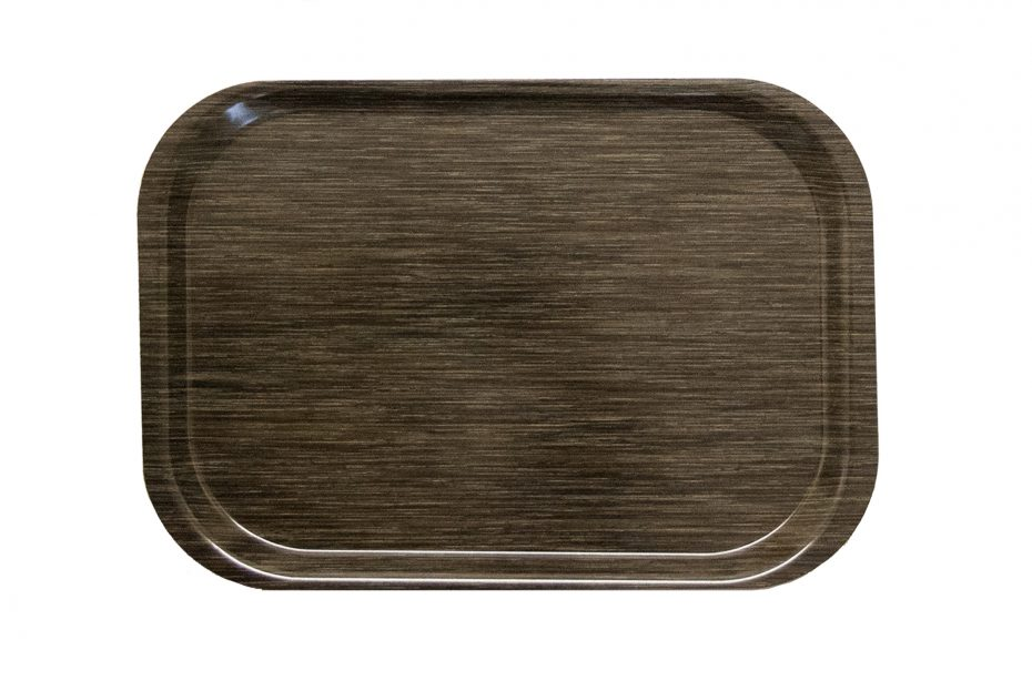 Wenge Mini Laminate Tray