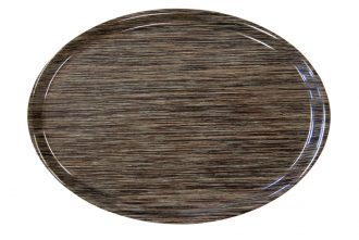 Oval Dessert Tray