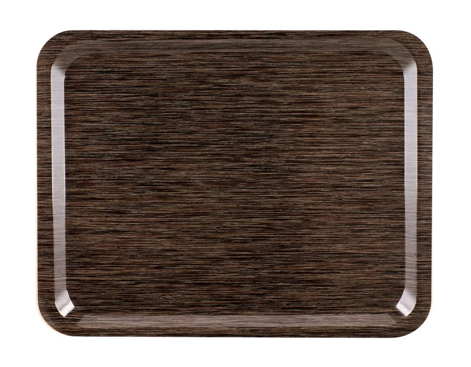 Wenge Laminate Casino Tray