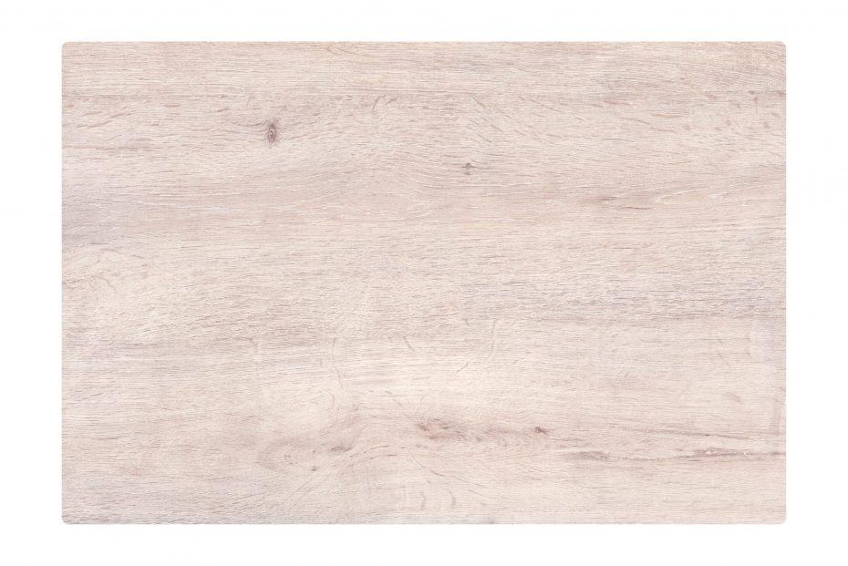 Oak Rectangular 60x40cm S-Plank