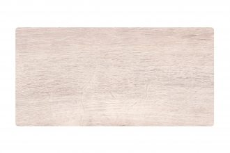 Oak Rectangular 40x20cm S-Plank