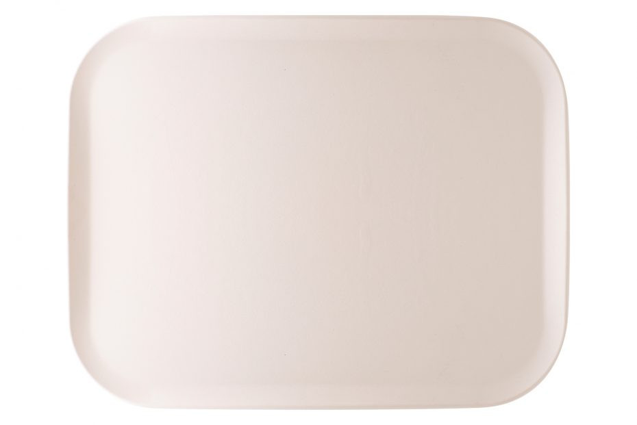 White Rocca Grain Tray