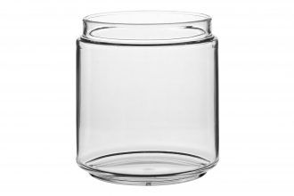 Large Clear Jar