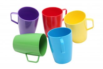 Copolyester Beakers with Handle