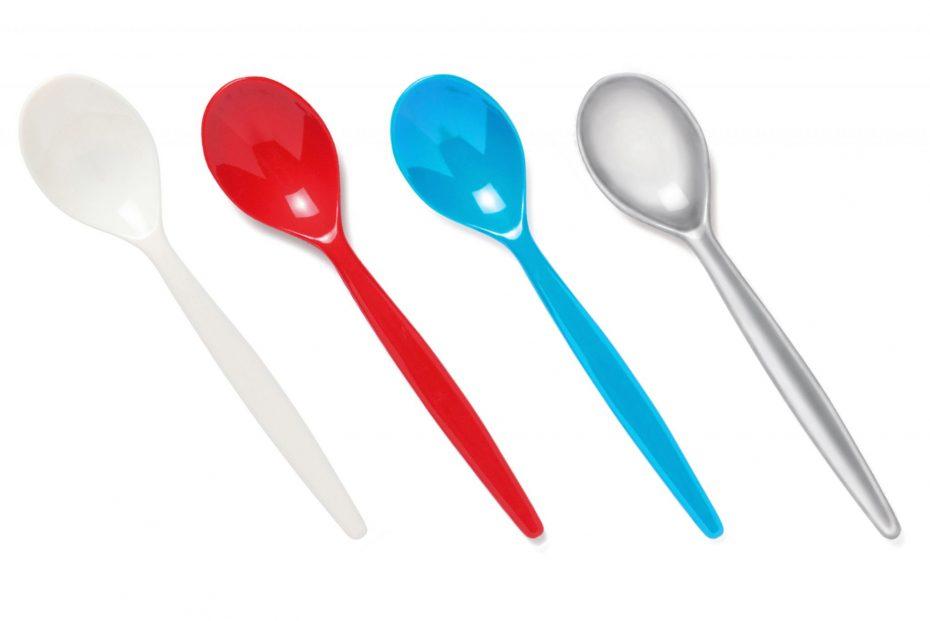 Copolyester Standard Dessert Spoons