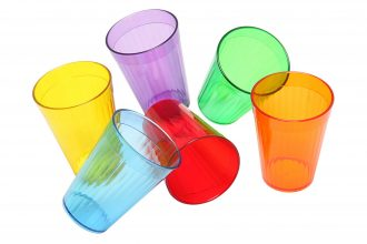 200ml Copolyester Fluted Tumbler