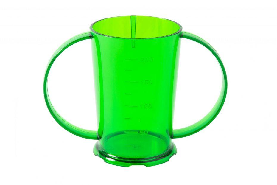 Green Copolyester Graduated Beaker