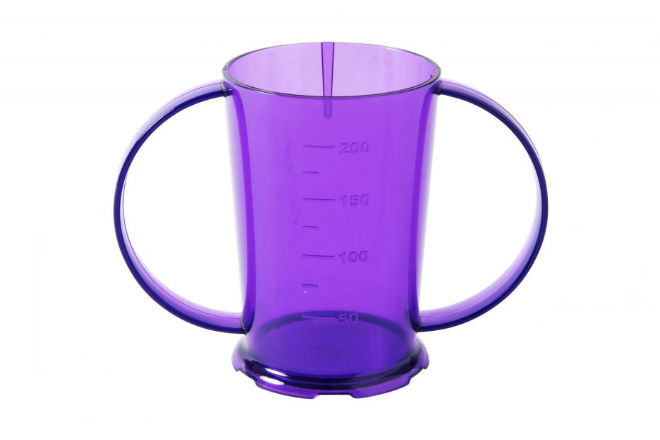 Purple Copolyester Graduated Beaker