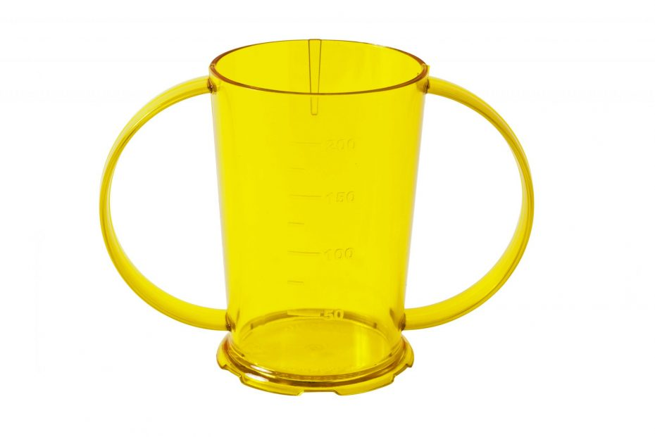 Yellow Copolyester Graduated Beaker