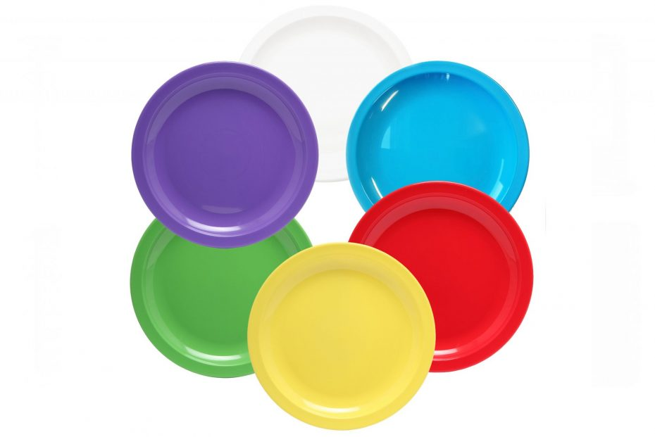 Small Copolyester Plates