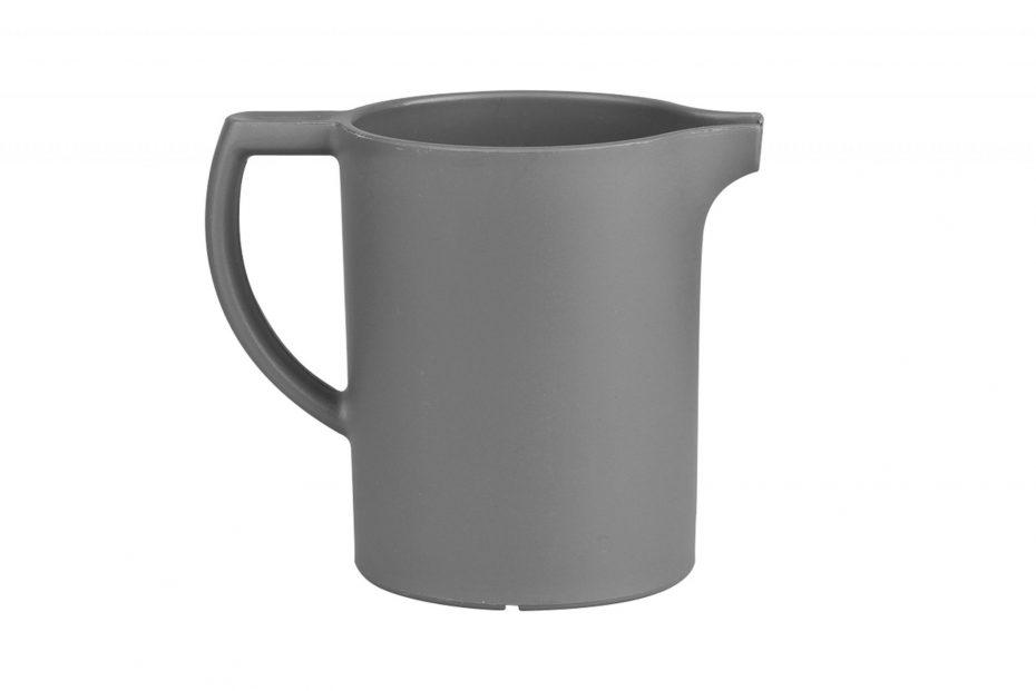 Grey Individual Milk & Cream Jug