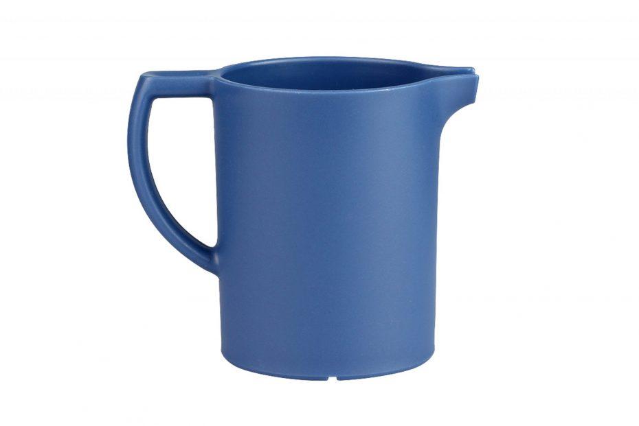 Royal Blue Individual Milk & Cream Jug