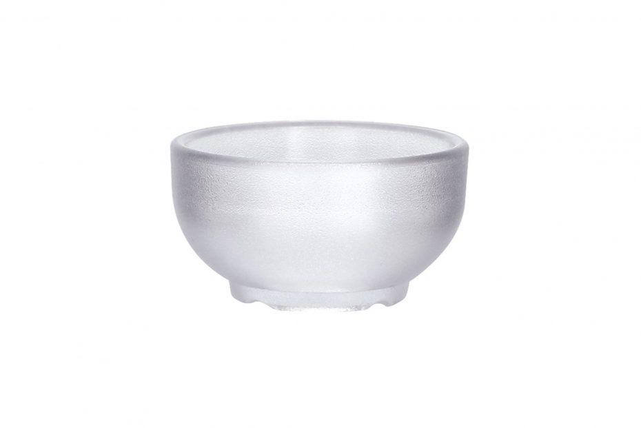 Clear SAN Dip Bowl