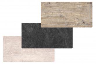 Rectangular 40x20cm S-Planks