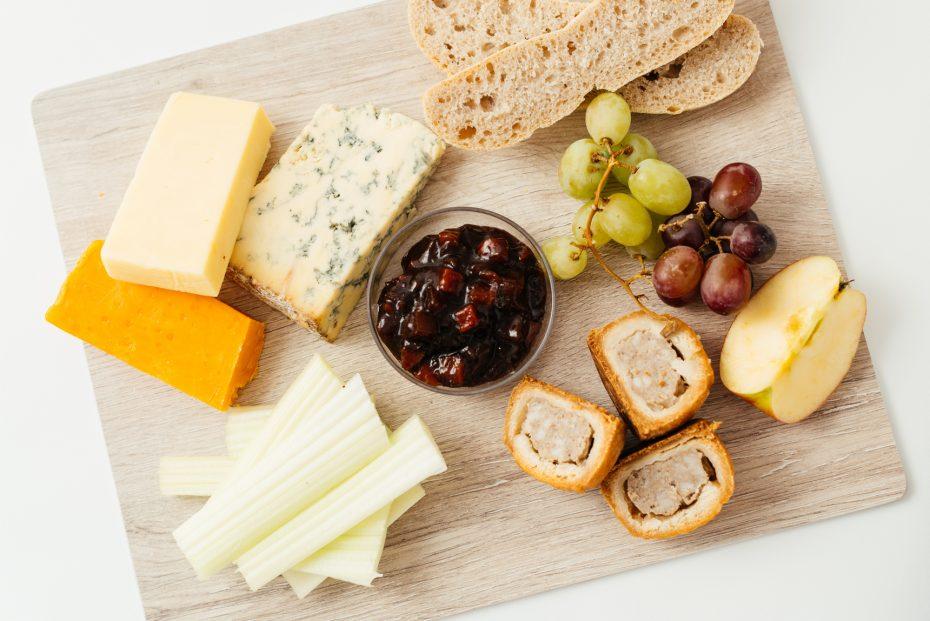 Oak Cheese S-Plank
