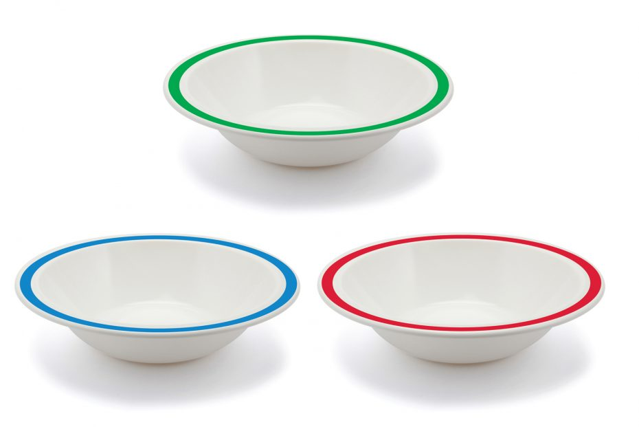 Copolyester Duo Bowls
