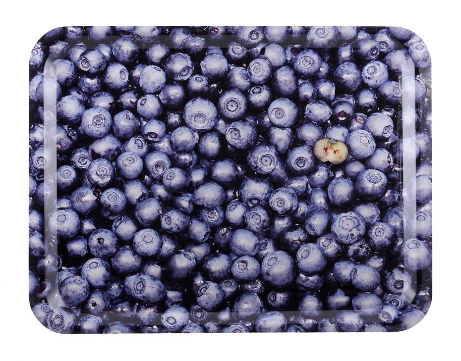 Blueberry Laminate Casino Tray
