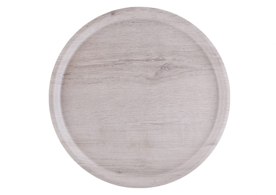 Oak Puro Medium Round Tray