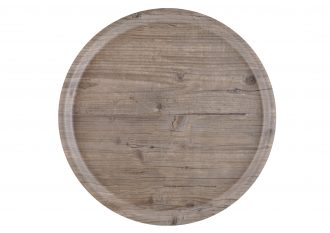 Vintage Puro Medium Round Tray