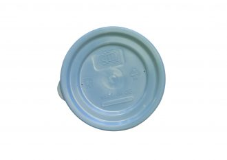 Blue Lid for 325ml White Bowl