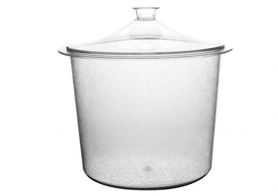 Large Serving Container with Lid