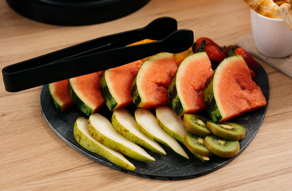 Fresh Fruit on a Slate Pebble S-Plank