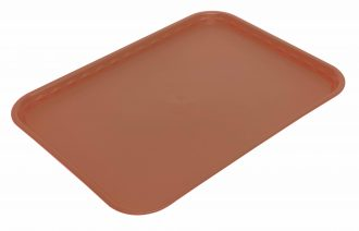 Antibacterial Copper Flat Serving Tray