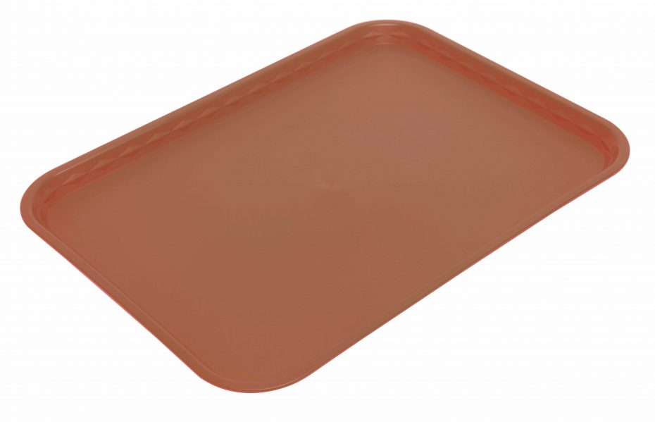 Antibacterial Copper Flat Serving Tray