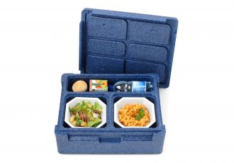 Insulated Thermoking Meal Box