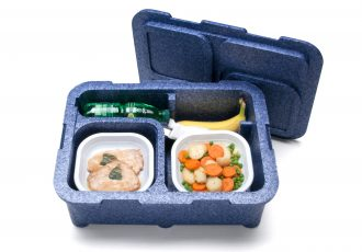 Insulated Monoking Meal Box