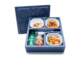 Insulated Domus Meal Box