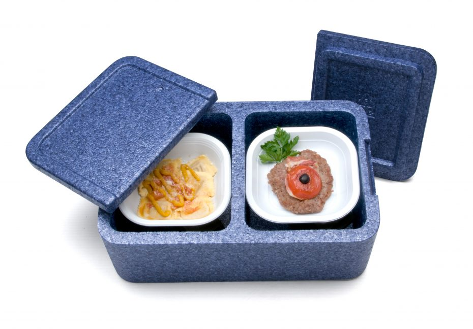 Insulated Basic Meal Box