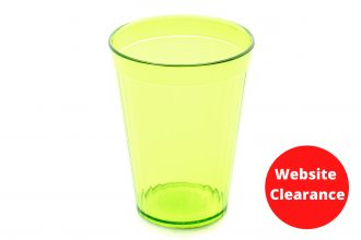 Copolyester 200ml Tumbler Lime