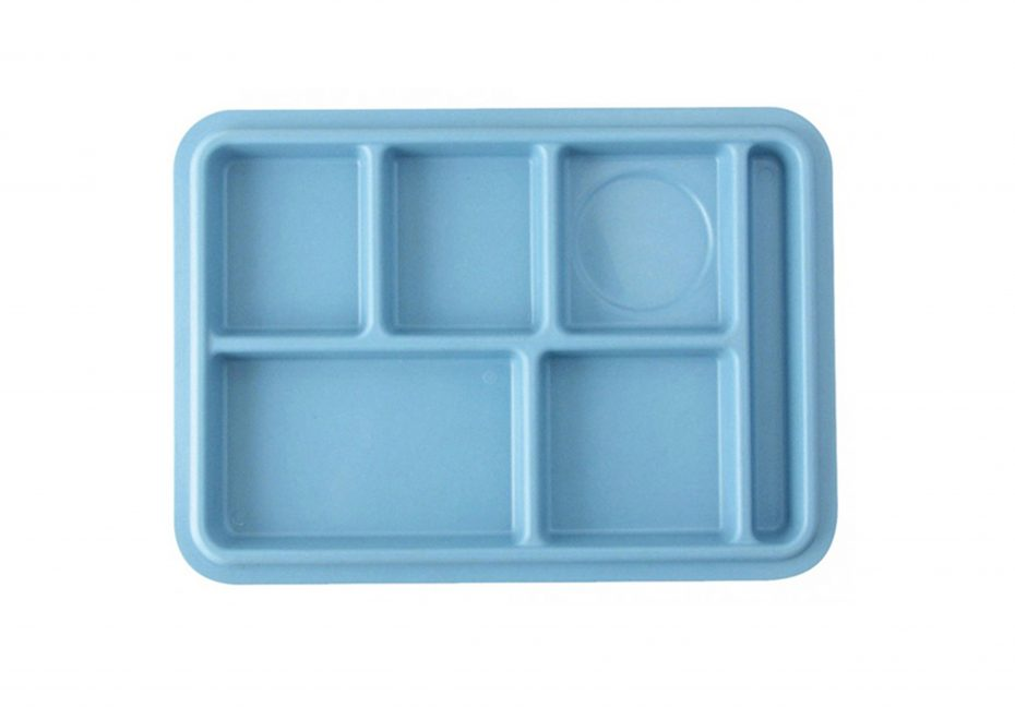 6 Compartment Meal Tray