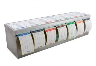 Weekly Pro Label Dispenser