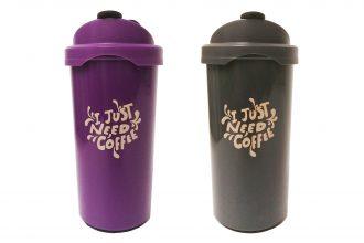 I Just Need Coffee Travel Mugs